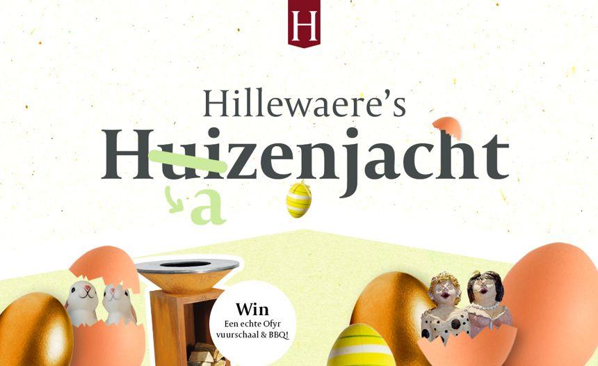 Hillewaere's Hazenjacht *AFGELOPEN*