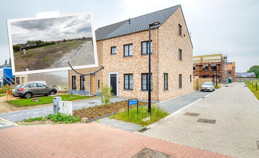 Van bouwgrond tot eigen afgewerkte droomwoning? All-In concept met Hillewaere Nieuwbouw!