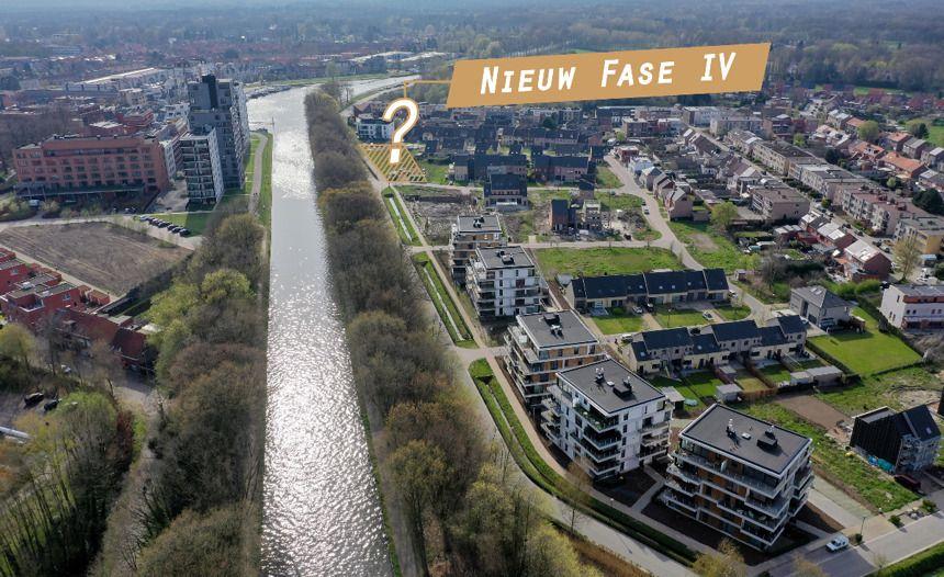 Ontdek Batalo IV: de nieuwe en laatste fase van het exclusieve project aan de jachthaven in Turnhout