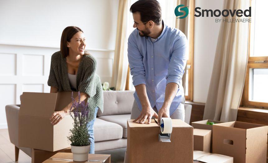 Smooved by Hillewaere: zorgeloos verhuizen dankzij onze handige verhuis-assistent