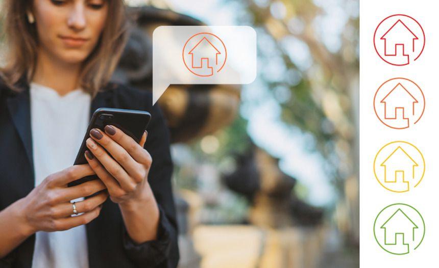 Kleurcodes voor woningmarkt: bezoeken, verhuizingen en open huisdagen blijven toegestaan