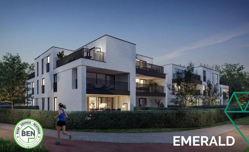 Residentie Emerald: 16 kwalitatieve BEN-appartementen aan de dorpskern van Putte