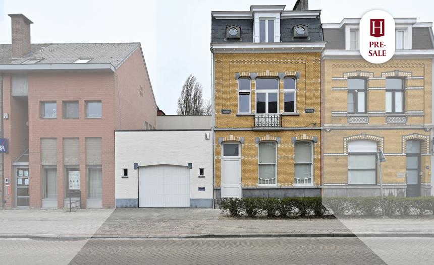 Open Huis met PRE-SALE op 17/04: Volledig gerenoveerde, ruime burgerwoning in Lint