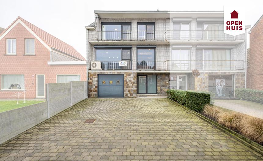 Open Huis op 24/04: Ruime, mooi gerenoveerde bel-etage woning in Oosthoven