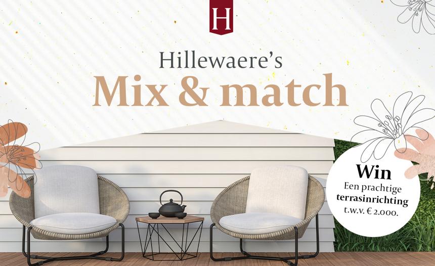 Hillewaere's Mix & Match *AFGELOPEN*