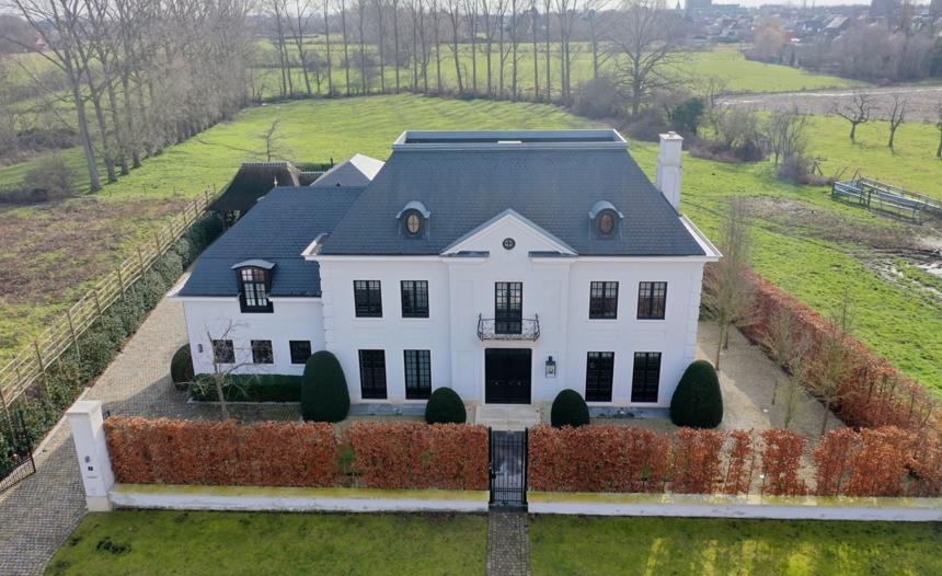 Nooit geziene prijzen voor luxevastgoed in Limburg