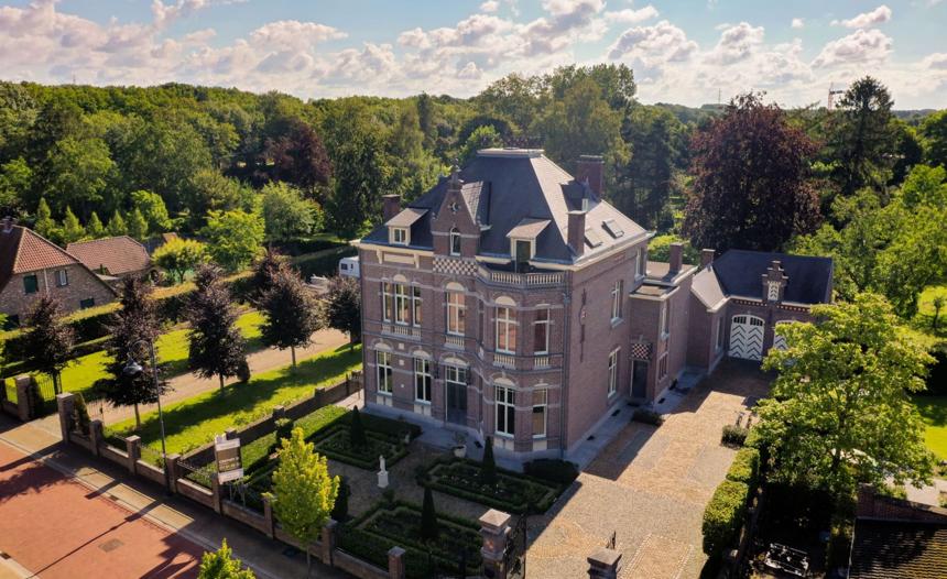 Het Kasteeltje van Lille, binnenkort van u?