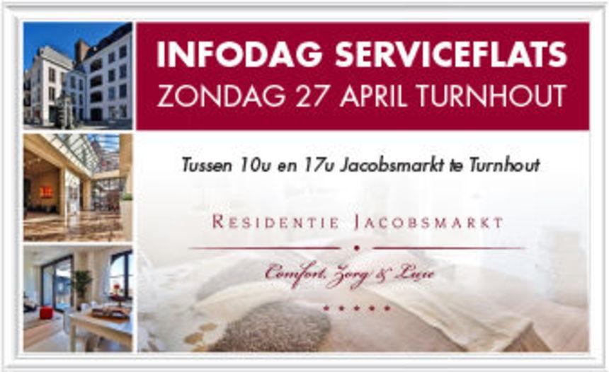 INFODAG SERVICEFLATS - zondag 27 april
